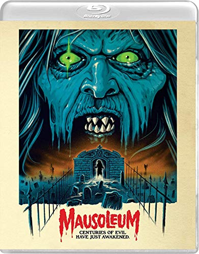 Blu-ray : Mausoleum (With DVD, 2 Pack, Widescreen)