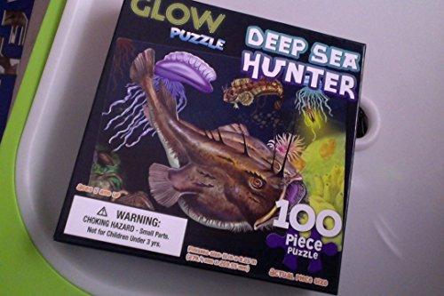 Glow Puzzle Deep Sea Hunter