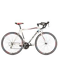 Racing Bike 28'' Velocity white 59 cm KS Cycling