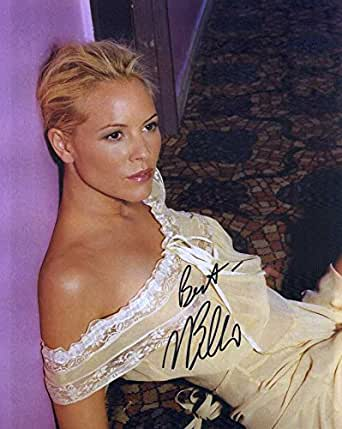 Maria Bello SEXY In Person Autographed Photo #3 at Amazon's