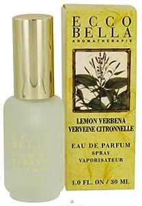 Ecco Bella Eau De Parfum Lemon Verbena - 1 Oz, 3 pack (image may vary) by Ecco Bella