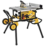 DEWALT DWE7491RS 10-Inch Jobsite Table Saw with 32-1/2-Inch...