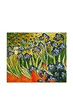 Arte Dal Mondo Pintura al Óleo sobre Lienzo Van Gogh Iris