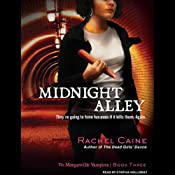 Midnight Alley: Morganville Vampires, Book 3 | [Rachel Caine]