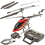 51.5cm RECHARGEABLE Remote Radio Control Helicopter RC Toys Toy Gift Kids - R15