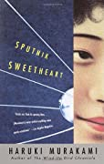 Sputnik Sweetheart by Haruki Murakami cover image