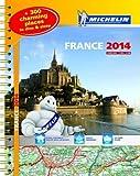France 2014 A3 Spiral Atlas