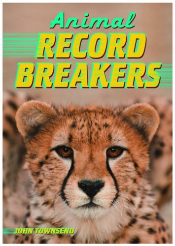 Animal Record Breakers (Wow! Facts (Bl))