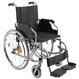 Trendmobil Rollstuhl TMB Faltrollstuhl Transportrollstuhl Reiserollstuhl mit Steckachsensystem - Sitzbreite 42