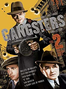 Warner Gangsters Collection Vol 2 Bullets Or Ballots City For Conquest Each Dawn I Die G Men San Quentin A Slight Case Of Murder by Warner Home Video