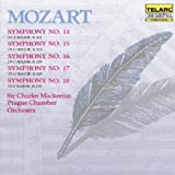 Mozart: Symphonies, Nos. 14-18