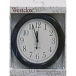 Westclox Simplicity Black