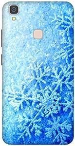 The Racoon Grip printed designer hard back mobile phone case cover for Vivo V3 Max. (Frozen Fev)