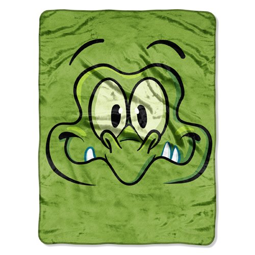 Disney, Where's My Water, Big Face Swampy 46-Inch-by-60-Inch Micro-Raschel Blanket by The Northwest Company