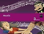 Music. 3 Primary. Savia