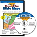 img - for Then and Now Bible Maps (PowerPoint Presentation (PowerPoint Presentation) (PowerPoint Presentations) book / textbook / text book