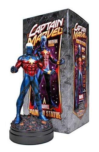 Captain Marvel (Modern Variant) Online Exclusive Statue by Bowen Designs (Marvel Bowen compare prices)