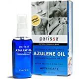 Parissa Azulene Oil Aftercare After Shave And Waxing 2 Ounces