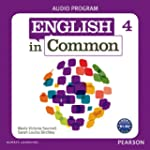 English in Common 4 Audio Program (CDs)