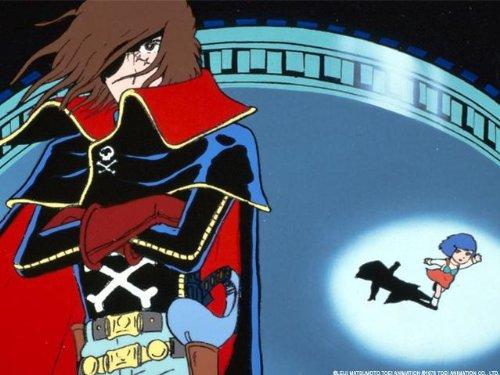 Space Pirate Captain Harlock Season 1