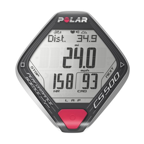 Cheap Polar CS500+ Heart Rate Monitor (B006B24SYA)