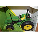 John Deere 5200 Tractor with Rops Collectors Edition 1/16 Scale Replica Toy Die-Cast Metal