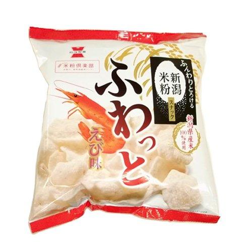 岩塚製菓 ふわっとやわらかえび