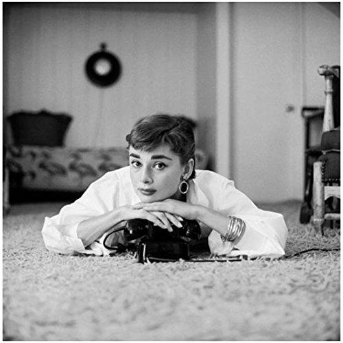 audrey-hepburn-8-x-10-photo-my-fair-lady-funny-face-sabrina-breakfast-at-tiffanys-lying-floor-using-
