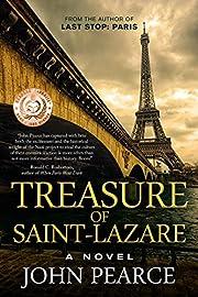 Treasure of Saint-Lazare: A Novel of Paris