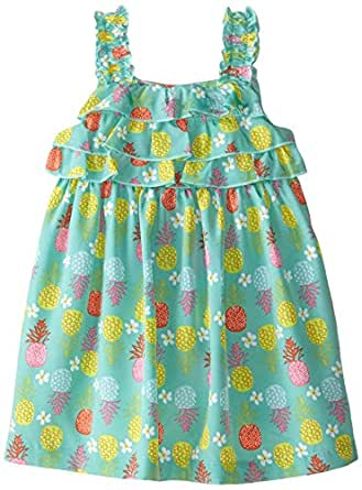 Amazon Com Blueberi Boulevard Little Girls Pineapple