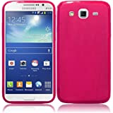 Cell Accessories For Less (TM) For Samsung Grand Neo Frosted TPU Cover Case - Hot Pink - By TheTargetBuys by Cell Accessories For Less (TM)