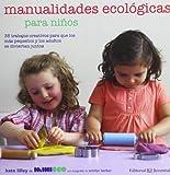 35 ideas ecológicas y originales para tener las manos de los pequeños ocupadas y para que los más pequeños y los adultos se diviertan juntos. Los trabajos están pensados especialmente para niños en edad preescolar. En la mayoría de las actividades se...