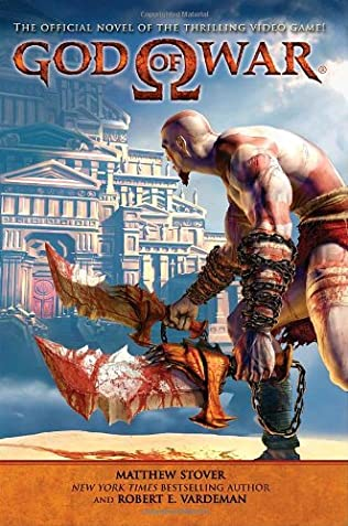 book cover of God of War