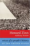 Voices of a People's History of the United States (1583226281) by Zinn, Howard