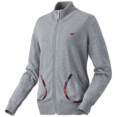 (ヨネックス)YONEX セーター 38038 010 グレー M