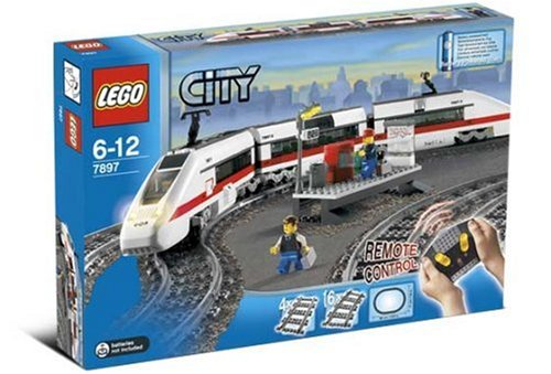 LEGO City 7897 - Passagierzug Set