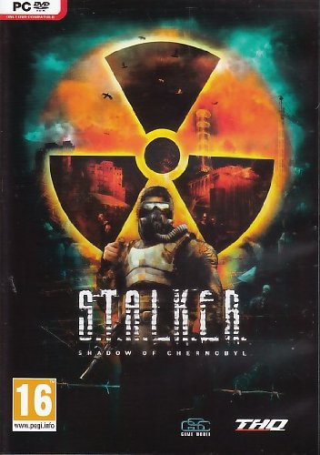 S.T.A.L.K.E.R.: Shadow of Chernobyl (PC) (輸入版)