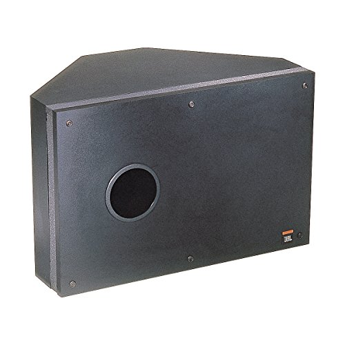 "Jbl Control Sb-2 10"" Stereo Input Dual Coil Subwoofer Black"