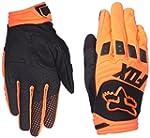 Fox Men's Dirtpaw Race Gloves, Orange...