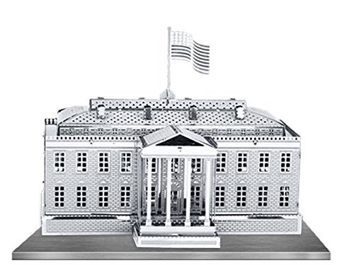 Metal Earth 3D Metal Model - The White House - 1