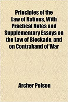 principles of war essay Aftermath of the second world war's horrific carnage, subsequent history has  proven him wrong  this collection of essays explores such fault lines in the law  of armed conflict it is less a  continue to shape, the principle of discrimination.