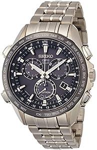 Amazon.com: SEIKO ASTRON GPS PURE TITANIUM SBXB003: Watches