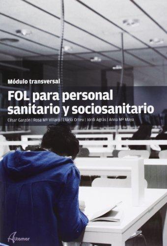 (1) gm/gs - fol para personal sanitario y sociosanitario - modulo transversal
