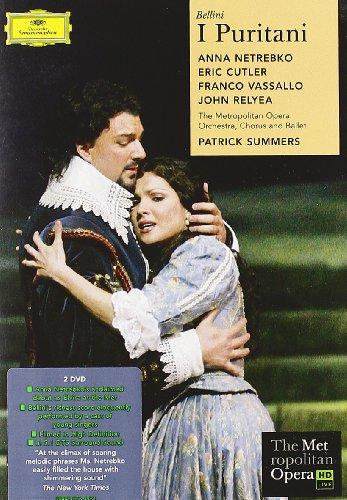 I Puritani (Netrebko) - Bellini - DVD