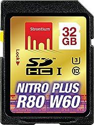 Strontium Nitro Plus 32GB UHS-1(U3) SDXC Card