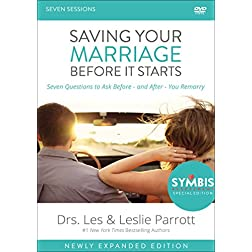 Saving Your Marriage Before It Starts Updated: A DVD Study: Seven Questions to Ask Before---and After---You Marry