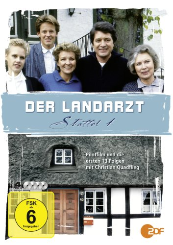 Der Landarzt - Staffel 1 (Jumbo Amaray - 4 DVDs)