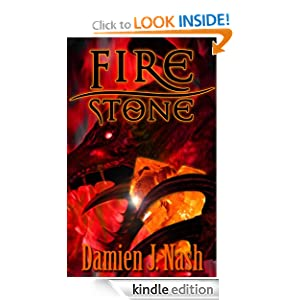 Free Kindle Book: Firestone, by Damien J. Nash. Publication Date: September 15, 2012