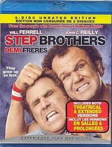 Step Brothers [Blu-ray] (Bilingual)