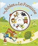 Fables la Fontaine à Ecouter avec un CD -Dès 5 ans